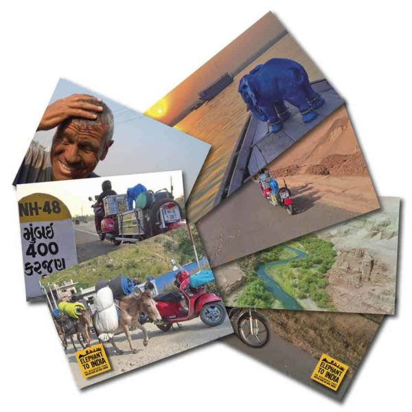 Elephant-to-India-Film-Cover-12-Postkarten