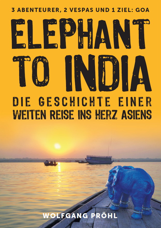 Elephant to India - Das Buch